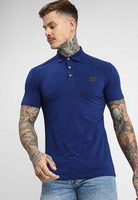 Antony Morato - SPORT PLAQUETTE - Polo shirt - bluette - 0