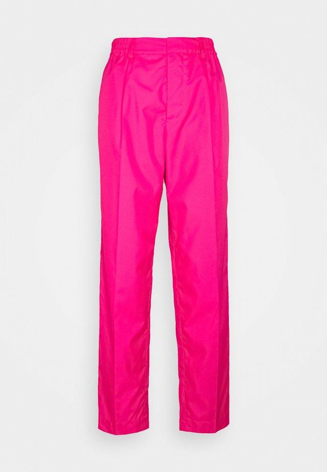 VALENTIN - Kalhoty - pink