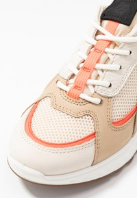 ECCO - ECCO ST.1 W - Trainers - vanilla/coral neon/beige - 2