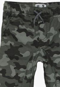 Cotton On - LOGAN CUFFED - Trousers - khaki - 4