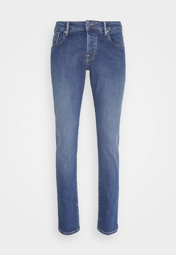 Džíny Slim Fit - nouveau blue