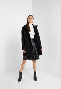 BOSS - OKTOBER - Płaszcz wełniany /Płaszcz klasyczny - black - 1