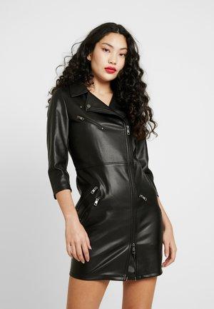 ONLJANNIE DRESS - Vestito estivo - black
