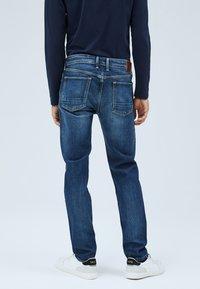 Pepe Jeans - CHEPSTOW - Jean droit - blue denim - 2