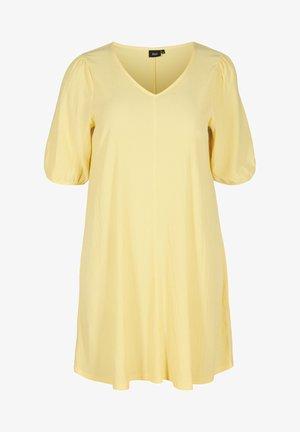 Vestido ligero - mellow yellow