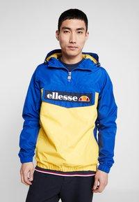 Ellesse - MONT - Windbreaker - blue/yellow - 0