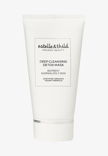 BIOCLEANSE DEEP CLEANSING DETOX MASK 75ML - Face mask - -