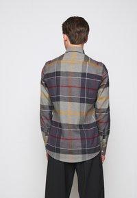 Barbour - TARTAN TAILORED - Shirt - grey/purple - 2