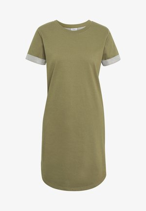 JDYIVY LIFE DRES - Day dress - martini olive