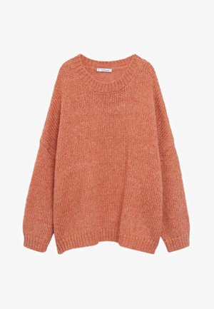 NANTES - Jumper - orange