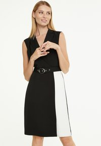 comma - Day dress - black - 0