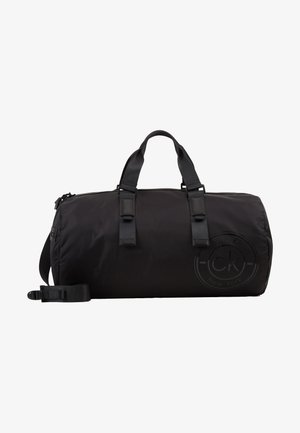 AVAILED DUFFLE - Weekend bag - black