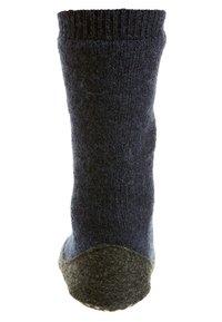FALKE - COSYSHOE - Slippers - dark blue - 1