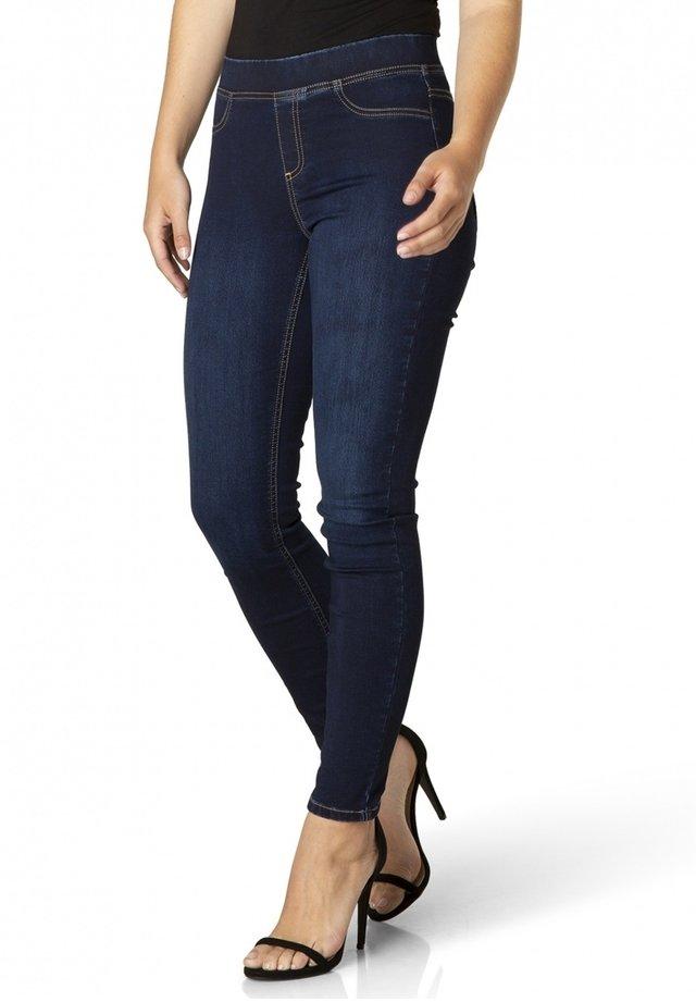 TESS - Leggings - Trousers - denim blue