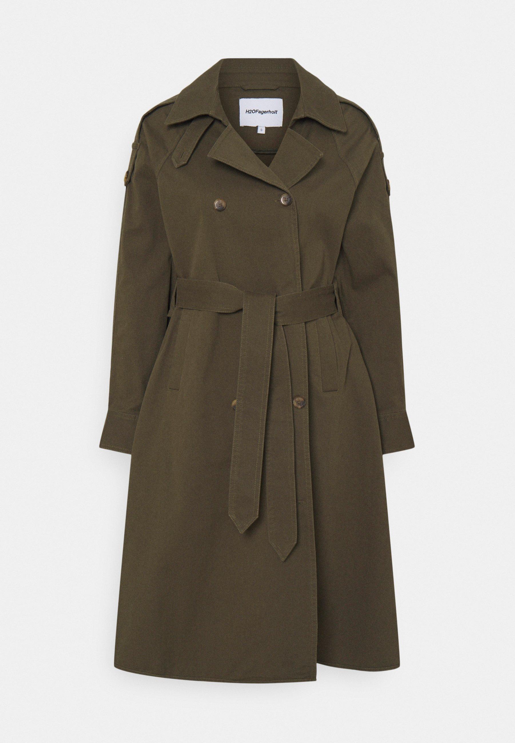 Women SECRET COAT - Trenchcoat