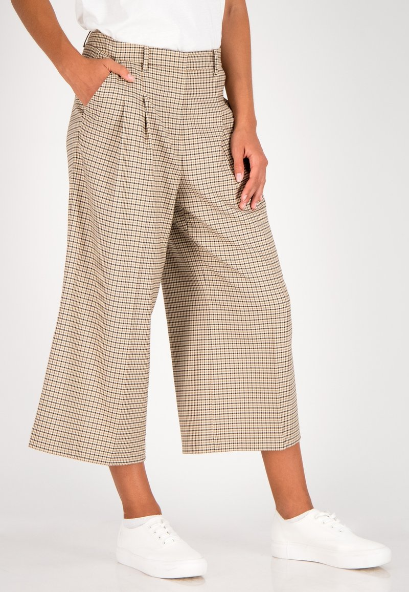 one more story - Trousers - schwarz-multicolor