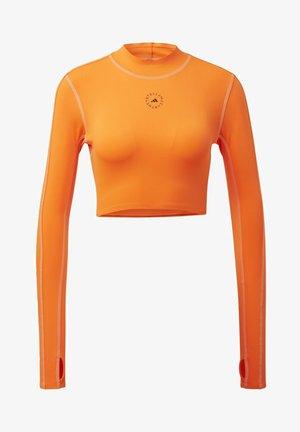 Camiseta de deporte - orange