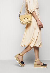 See by Chloé - A-line skirt - macadamia brown - 4