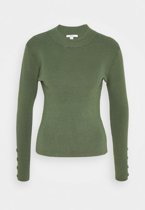 Jersey de punto - light khaki