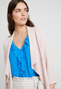 Wallis - Cardigan - blush - 4