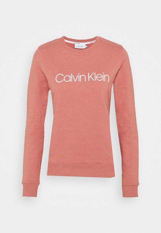 CORE LOGO - Sweatshirt - muted pink