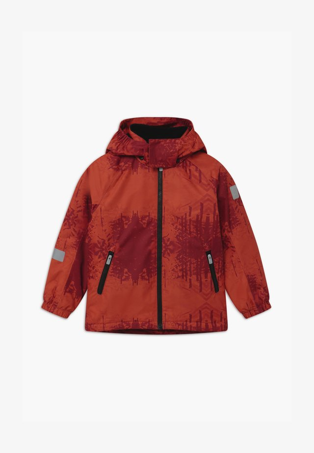 WINTER MAUNU UNISEX - Talvitakki - lingonberry red