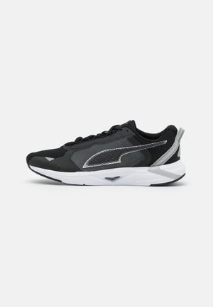 MINIMA UNISEX - Neutral running shoes - black/silver