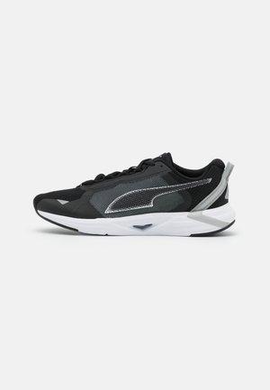 MINIMA UNISEX - Zapatillas de running neutras - black/silver