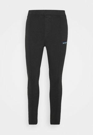 Teplákové kalhoty - black washed