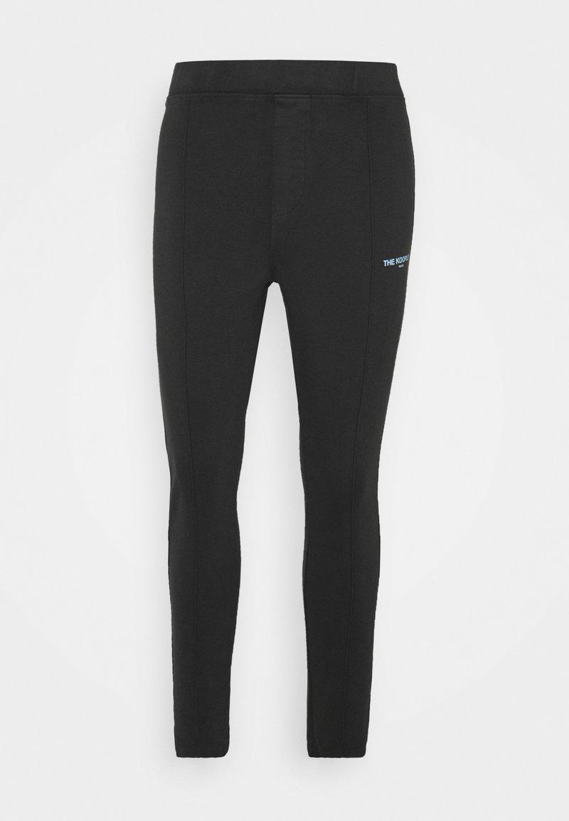 The Kooples - Teplákové kalhoty - black washed