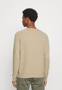 Benetton - Jumper - beige - 2