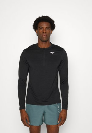 IMPULSE CORE - Long sleeved top - black