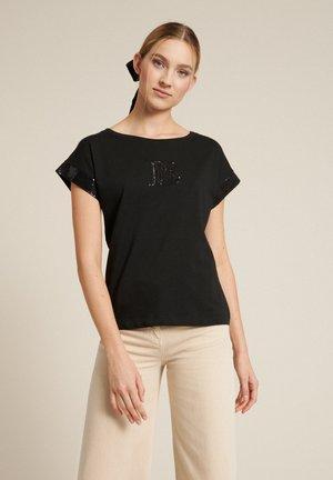 BELICE - Print T-shirt - nero