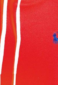 Polo Ralph Lauren - FEATHERWEIGHT - Mikina skapucí - bright hibiscus - 2