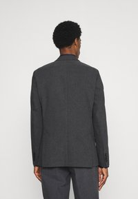 Selected Homme - SLHMATTHEW  - Completo - dark grey/structure - 2