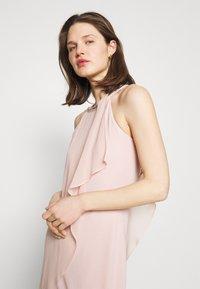 Esprit Collection - ASYM DRESS - Cocktailklänning - nude - 3