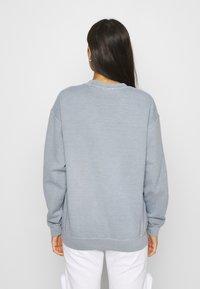 BDG Urban Outfitters - SPHERE - Sweatshirt - teal - 2