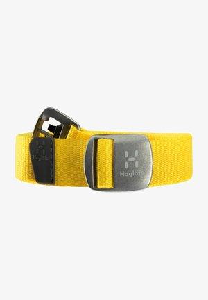 SAREK  - Gürtel - signal yellow