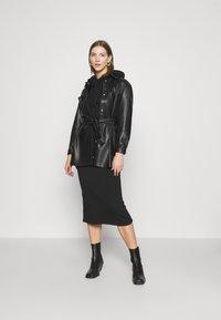 Topshop - Day dress - black - 1