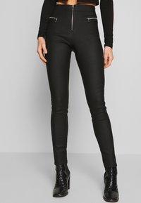 Tiger Mist - PEARL PANT - Leggings - black - 0