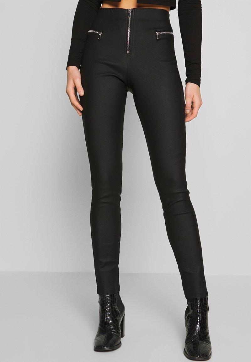 Tiger Mist - PEARL PANT - Leggings - black