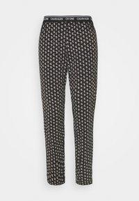 Calvin Klein Underwear - LOUNGE SLEEP PANT - Pyjama bottoms - black - 3
