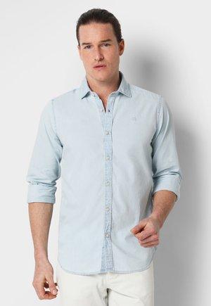 WITH SKULL - Shirt - light denim