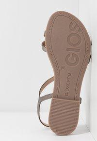 Gioseppo - Sandały - plomo - 6