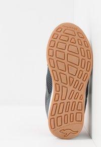 KangaROOS - COURTY  - Sneakers - steel grey/orange - 4