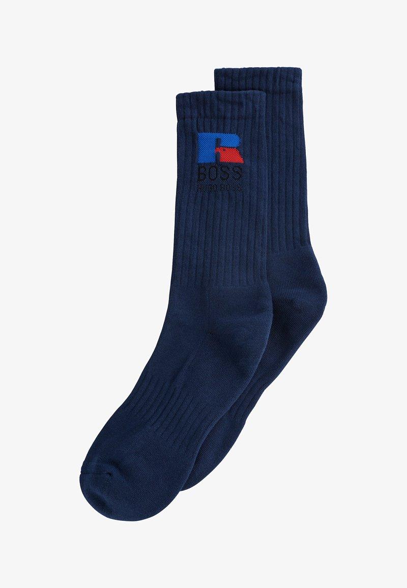 BOSS - QS RUSSELL CC_RA - Socks - dark blue