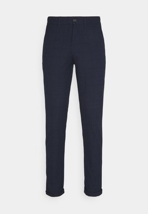 JJIMARCO JJSTUART  - Pantalon classique - dark navy