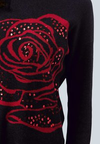 Alba Moda - Sweatshirt - schwarz,rot - 2