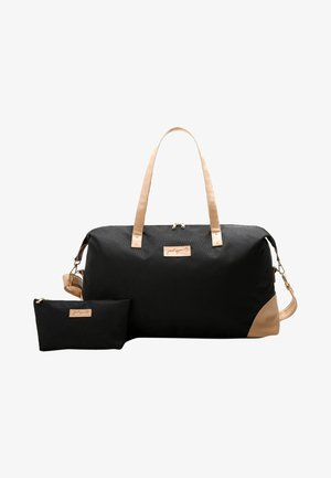 LUNA DUFFEL - Weekend bag - black