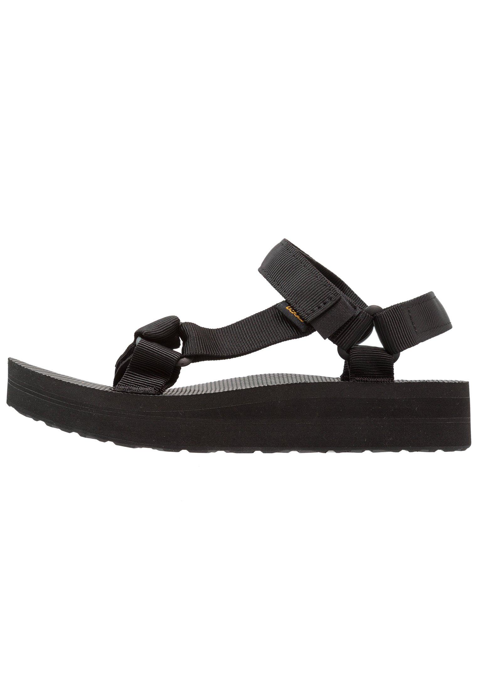 Women MIDFORM UNIVERSAL - Walking sandals - black